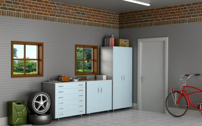 5 Creative Ways to Upgrade Your Garage's Concrete Floor