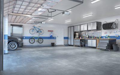 5 Upgrades to Make Your Dream Garage